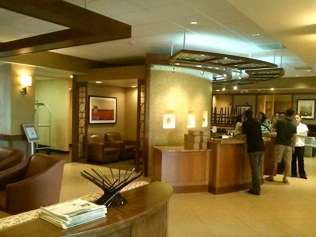 Hyatt place in Doral, Florida