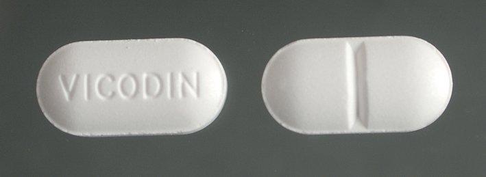Pain Medication (Vicodin)