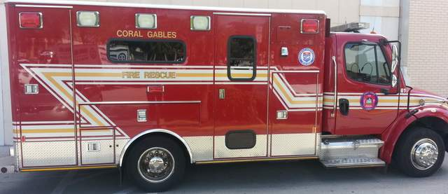 Effect on taking ambulance to hospital in Florida hotel injury case