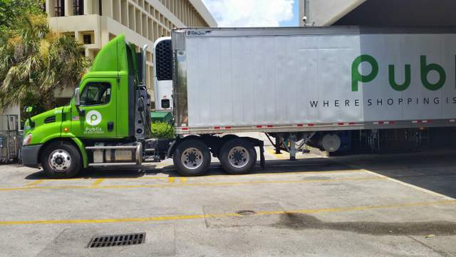 Publix Truck Accident and Injury Claims in Florida