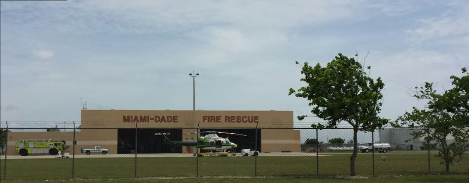 Miami-Dade County air rescue
