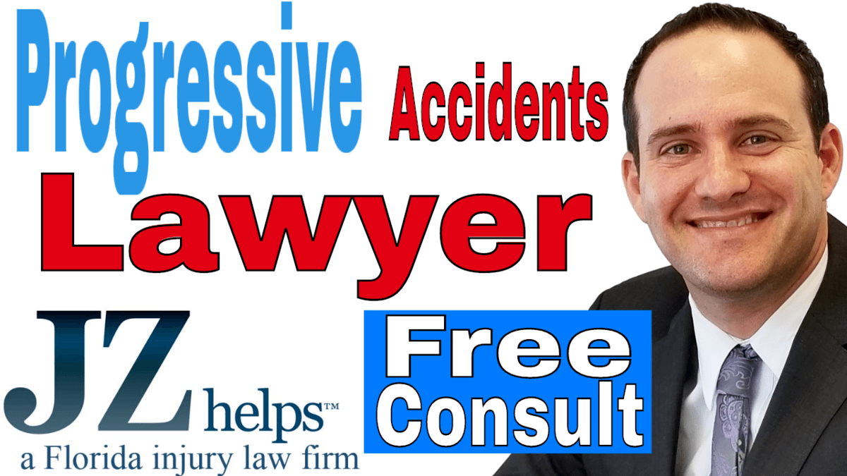 Progressive Accident lawyer. Free consult. Serving Florida