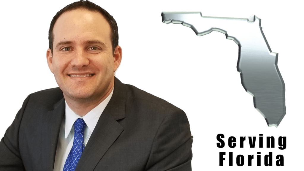 personal injury lawyer Justin Ziegler