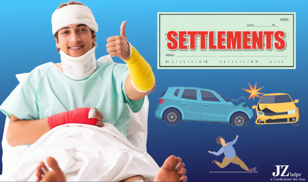 Pain and suffering settlements